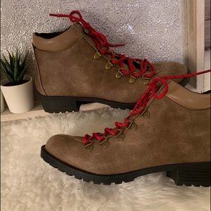 Dina Fashion Hiking Boots